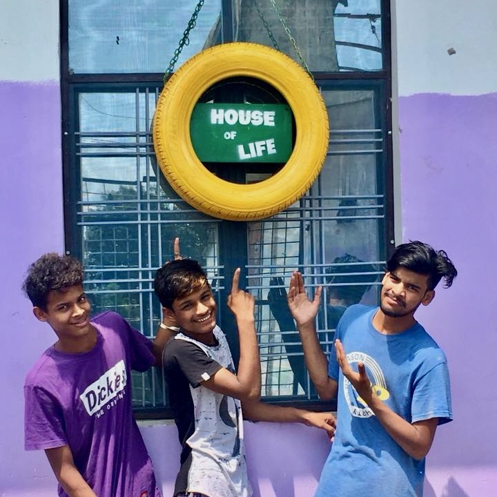 The House of Life - Rescue Center for Boys